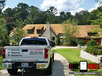 new roof installs in Clanton