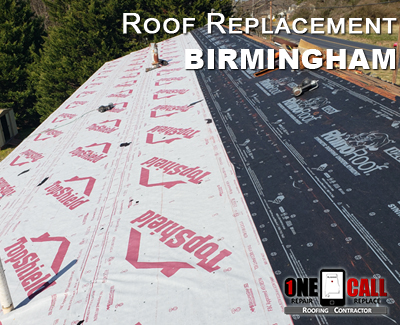 Birmingham roof replacement company