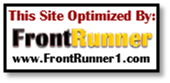 Site Optimization by FrontRunner