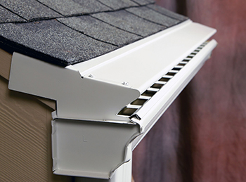 types of gutter covers