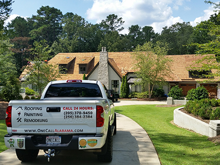 Homewood, AL Roof Replacement