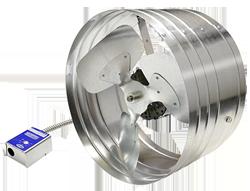 powered attic ventilation fan