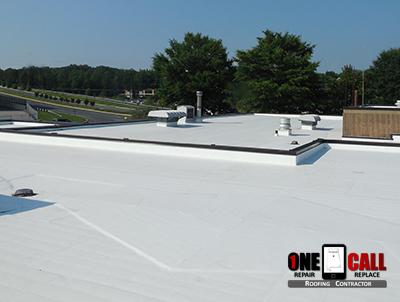 Birmingham Tpo Roofing Company Flat Roof Repair